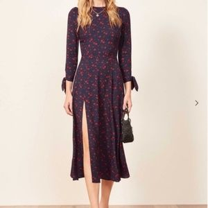 New Reformation Zelda Dress Size 4